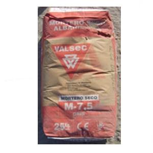 Mortero Valsec