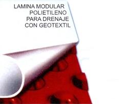 Lamina Mod. Polietileno
