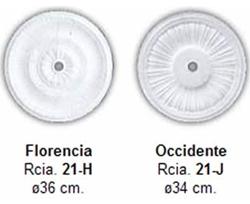Florones Escayola
